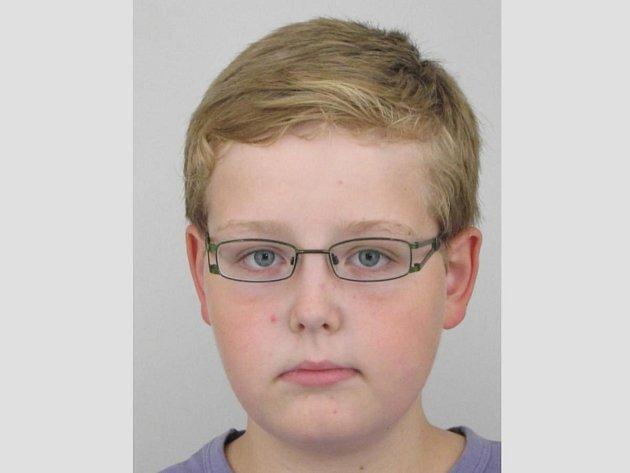 Pohřešovaný čtrnáctiletý Richard Pscheidl