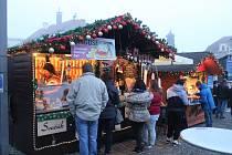 Vánoční trhy v Klatovech 2019