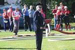 Poslední kolo Pošumavské hasičské ligy v Lubech.