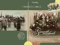 Přebal nové publikace mapující dějiny šumavských kapel