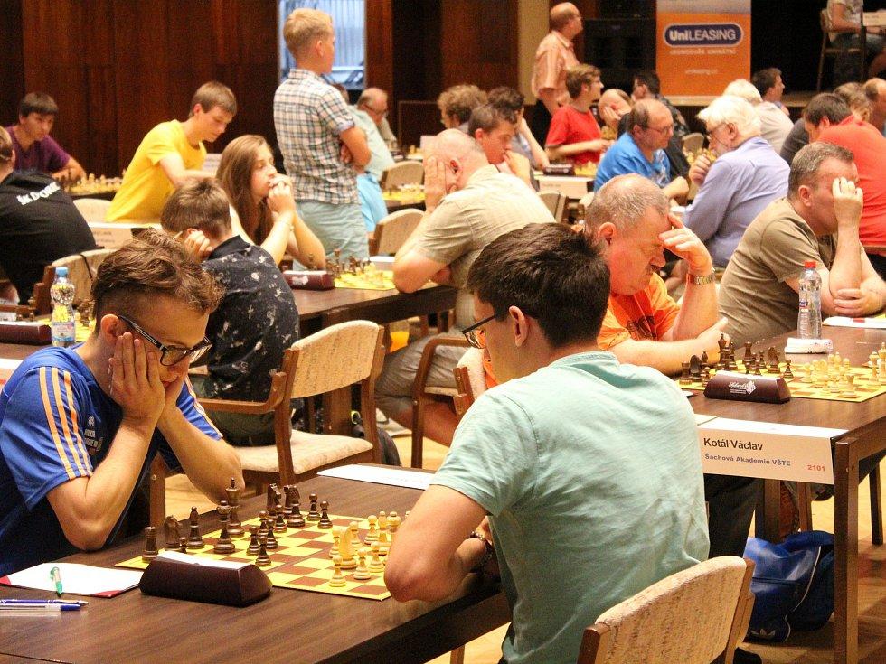O pohár města Klatov - Unileasing Open 2018: 1. kolo
