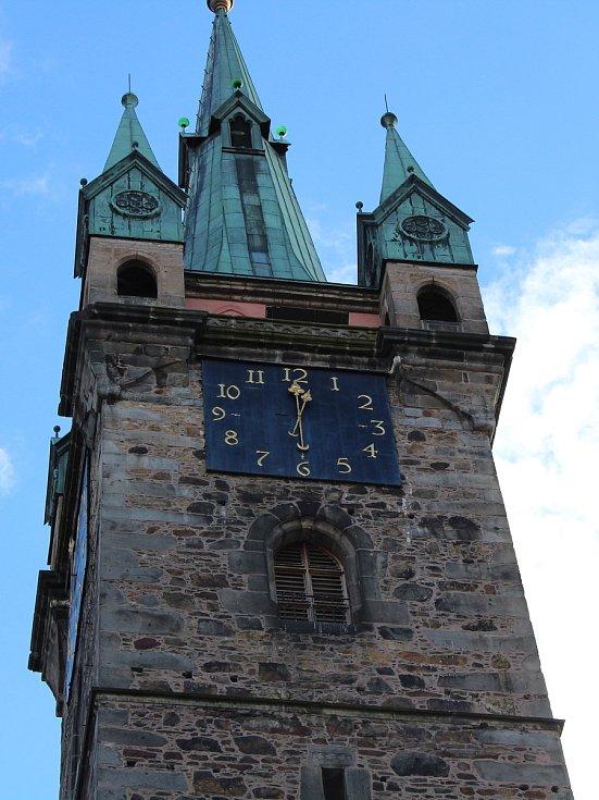 Černá věž v Klatovech