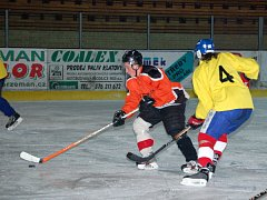Hokejový turnaj Ice Isoh Cup Subway Open 2009