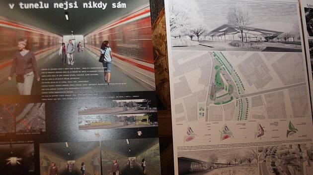 Architektonický wokrshop 10x10 Nápady pro Klatovy.