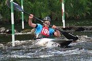 Sušické závody ve vodním slalomu