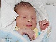 Tomáš Duchek z Přeštic (3600 g) se narodil v klatovské porodnici 27. srpna v 18.28 hodin. Rodiče Pavlína a Vlastimil věděli, že budou mít prvorozeného  syna.