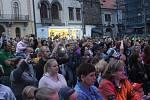 Ukradený vjecy slavily na náměstí v Klatovech.