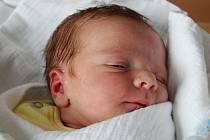 Maxim Šmíd z Klatov (3140 g, 51 cm) se narodil v klatovské porodnici 10. prosince v 16.51 hodin. Pro rodiče Andreu a Radka bylo pohlaví jejich prvního miminka překvapením.