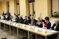 Ustavující zasedání zastupitelstva v Kašperských Horách
