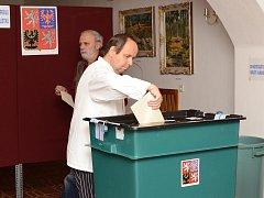 Volby na Klatovsku v pátek 25. října.