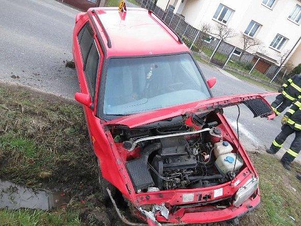 Nehoda u Dolan.