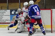 Krajská liga dorostu HC Klatovy (b) - HC Vimperk 2:3.