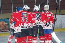 Dorostenci HC Klatovy vyhráli první zápas v kvalifikaci o ligu staršího dorostu. Porazili Veselí nad Lužnicí 6:3.