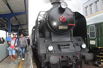 Den železnice v Klatovech 2016.