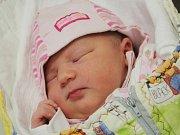 Michaela Mihálková z Hyršova (3780 g, 49 cm) se narodila v klatovské porodnici 13. července v 11.36 hodin. Rodiče Alžběta a Michal přivítali očekávanou dceru na světě společně. Na sestřičku se těší Natálka (7).