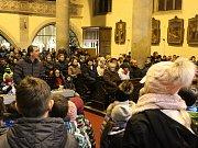 Tříkrálový koncert v kostele Narození Panny Marie v Klatovech