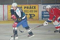 Hokejisté SKP předvedli proti suverénovi tabulky výborný výkon.