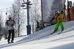 Snowhill cup 2014 v Kašperských Horách.