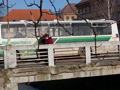 V Klatovech se bude opravovat most v Dukelské ulici.