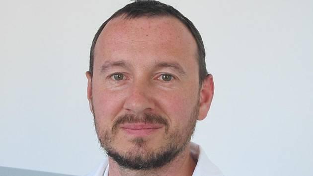 Primář ortopedického oddělení Klatovské nemocnice Martin Švagr