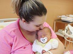 Sebastian Hubač z Plánice (3420 g, 49 cm) se narodil v klatovské porodnici 22. února ve 12.18 hodin. Maminka Michaela a tatínek Jan přivítali svého syna na svět společně na porodním sále. Že to bude chlapec věděli předem.