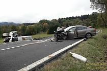 Nehoda u Čachrova.