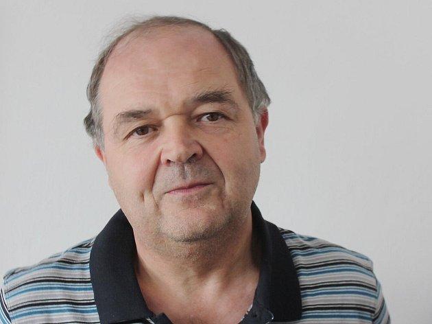 Starosta Svéradic Václav Dušek
