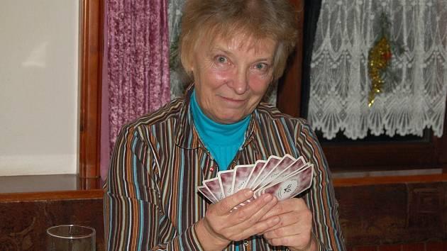 Eva Vodičková .