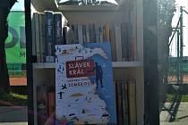 Knihobudky v Sušici mají knižní novinku od Slávka Krále.