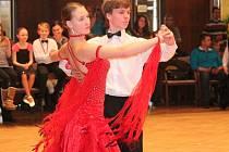 Taneční soutěž O pohár města Klatov 2013