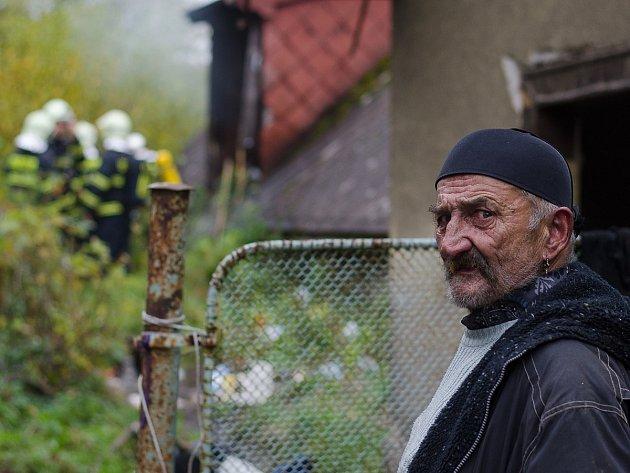 V Sušici zaměstnal hasiče požár.