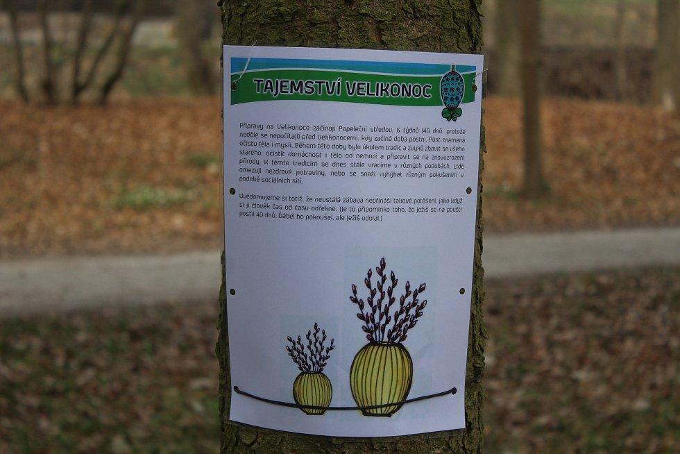 Velikonoční soutěž v Horažďovicích.