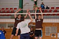 Volejbalový turnaj v Klatovech