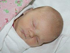 Eliška Majerová z Mokrosuk (2930 gramů, 49 cm) se narodila v klatovské porodnici 10. listopadu ve 13.24 hodin. Rodiče Kateřina a Petr přivítali očekávanou prvorozenou dcerku na svět společně.