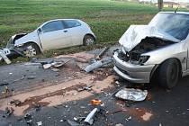Dopravní nehoda u Předslavi