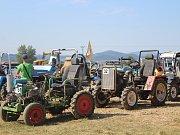 Bystřická traktoriáda 2018.