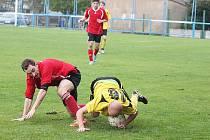 Fotbalová 1. A třída: Nýrsko (žlutí) - Luby