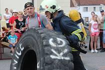 Šumavský hasič v Plánici 2016.