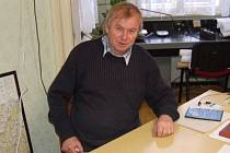 Velhartický starosta Pavel Prosr