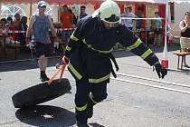 Šumavský hasič v Plánici 2015.