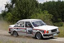 XXXIX. INVELT Rally Pačejov 2018