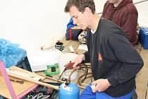 Celostátní soutěž oboru mechanik instalatérských a elektrických zařízení v Sušici