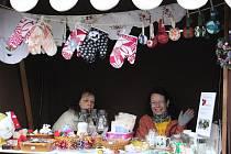 Adventní trhy v Klatovech.