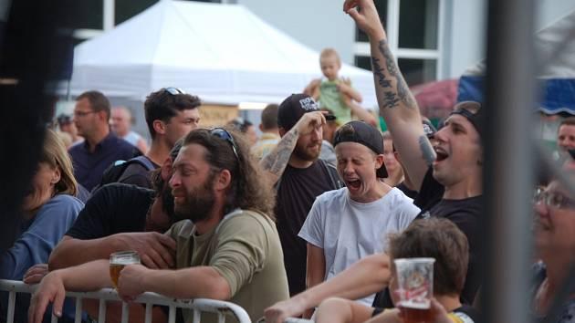 Pivní slavnosti v Klatovech.