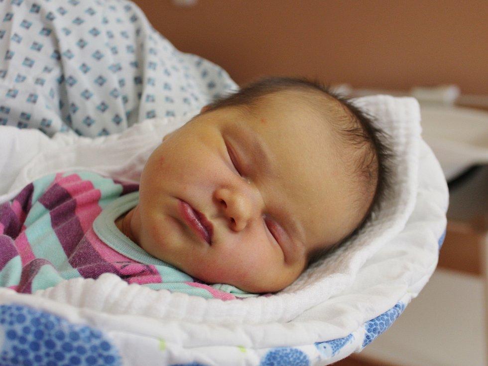 Julie Marešová ze Švihova se narodila v klatovské porodnici 18. ledna ve 2.53 hodin (3690 g, 50 cm). Rodiče Lukáš a Julie dopředu věděli, že jejich prvorozené miminko bude holčička.
