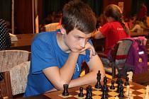 Mistrovství ČR mládeže v rapid šachu 2016 v Klatovech