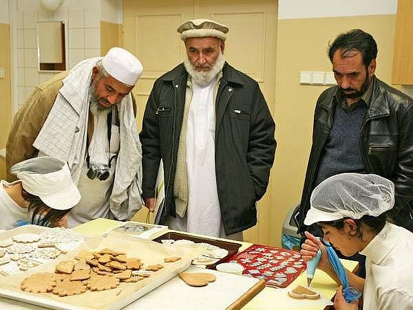 Návštěva afgánské delegace v Horažďovicích