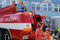 V Sušici se v úterý 30. května konal Den s IZS.