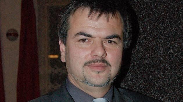 Starosta Horažďovic Karel Zrůbek