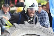 Železný hasič města Strážov 2016